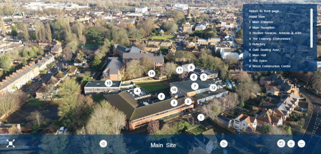 Preview 360 Banbury Campus