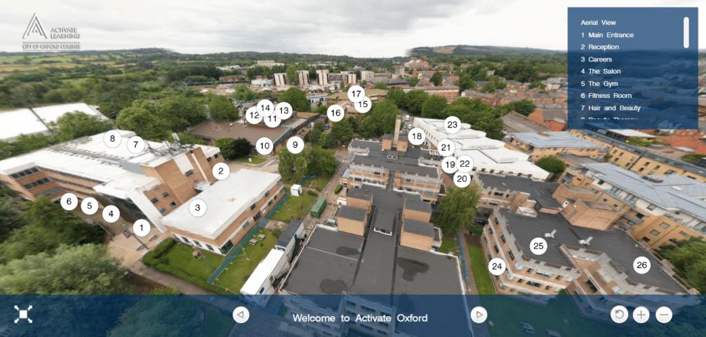 Oxford 360 Tour Preview